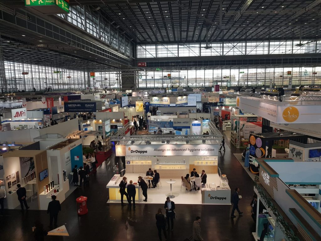 Exhibitors show new trends in Medical Technology