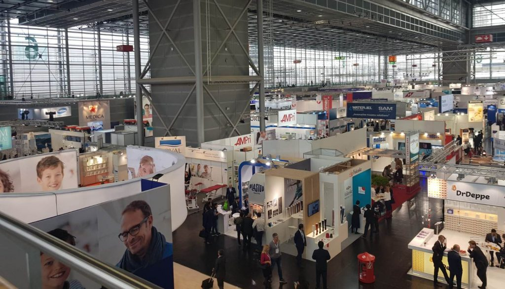 Medical Technology companies from Germany are participating at Medica Fair