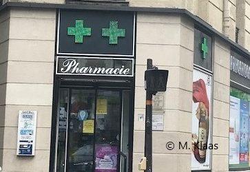 Apotheken versus Parapharmazien in Frankreich